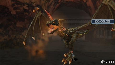ドラゴン撃破